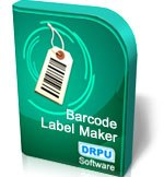 Accounting Software - barcode label generator