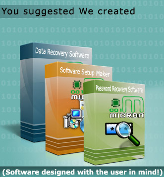 Network & Security Management Software - Recover Files